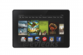 Amazon Kindle Fire HD tablet (leaked image)