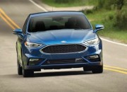 The 2017 Ford Fusion brings back excitement as the fastest in the midsize sedan segment.