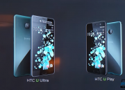 HTC unveiled its new U Ultra and U Play smartphones about a month ago, but was not able to commit to the prices and markets. Fortunately, questions have been answered before the handhelds' release in March.
