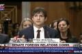 Ashton Kutcher Near TEARS in EMOTIONAL Opening Testimony at Hearing on Human Trafficking