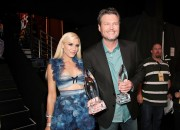 The couple Gwen Stefani and Blake Shelton share how they spent their Valentine's day together despite currently in different states.