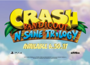 Following the announcement of a big reveal yesterday, Activision finally drops the most-anticipated information regarding the arrival of the remastered collection of Crash Bandicoot. The company recently launched a new trailer for the upcoming game revealing its release date.