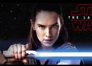 "From what has been revealed in an official merchandising item, Rey will have a new look in the upcoming ""Star Wars: The Last Jedi."""