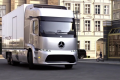 Mercedes Started Production Of The Urban eTruck, To Hit The Road This Year