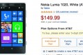 AT&T Nokia Lumia 1020 Amazon Deal