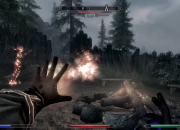 A guide on how to build the best mage in Skyrim.