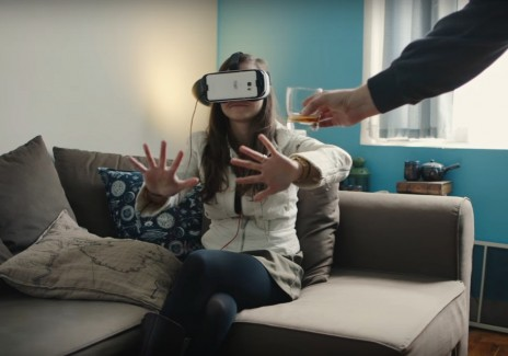Samsung To Release New Gear VR Designed For Galaxy S8, S8 Plus