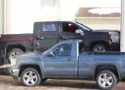 The 2019 model of Chevrolet Silverado has recently been caught doing some road tests and it has an Ford F-150 appearance.