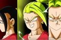 Female Broly: Universe 11 Legendary Super Saiyan - Dragon Ball Super Universe Survival Arc