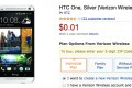 Verizon HTC One Amazon Deal