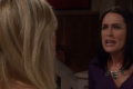 The Bold and the Beautiful / Quinn Tells Brooke to Stay Away