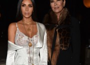 Kris Jenner has broken her silence regarding the incident her daughter, Kim Kardashian faced with robbers in Paris.