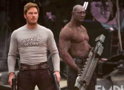 Take a look at the brand new trailer from James Gunn's Guardians of the Galaxy Vol. 2 which has been released, featuring Star-Lord (Chris Pratt) and Drax (Dave Bautista) equipped with some sexy yet lethal-looking weapons.