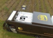 UPS successfully conducted a test to see if a drone can launch from a delivery van, deliver the package and return to dock in the truck.