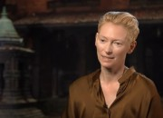 Actress Tilda Swinton appears to be the British bookmakers' favorite bet to take over the iconic role in