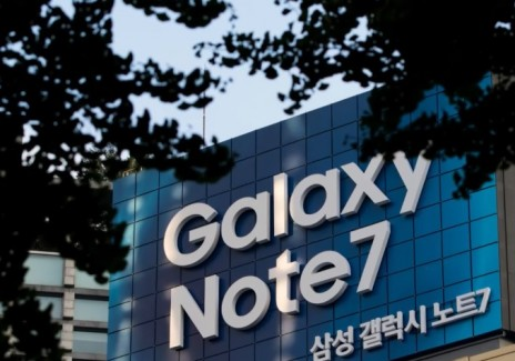 Samsung Refurbishing Galaxy Note 7