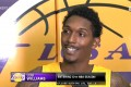 September 26, 2016 - Lakers Media Day - Lou Williams Interview