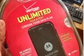Verizon Moto G Retail Packaging