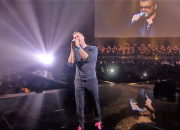 Coldplay Frontman, Chris Martin, performed the tribute for late icon George Michael at this year's BRIT Awards.