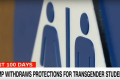 Transgender Bathroom Regulation For Students Overturned By Trump
