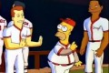 The Zephyrs Soft Ball - The Simpsons