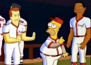 "The National Baseball League Hall of Fame will honor ""The Simpsons"" in May for having their 25th year anniversary after the baseball-themed episode ""Homer at the Bat."""