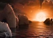 Astronomers continue to look for life in space. A new discovery might hold much promise, as Trappist-1 likely could hold life.
