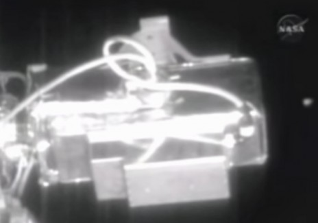 International Space Station UFO: Watch Video of Six UFOs Flying Past