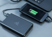 The Razer Power Bank combines power, usability, and industrial design into a strong package. It can boost your laptop's built-in battery and compatible with USB-C powered laptops.