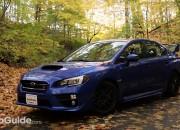 The 2017 Subaru WRX STI earns