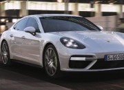 The Porsche Panamera Turbo S E-Hybrid promises a more powerful and efficient configuration for the 2018 model.