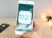 Apple reveals that iOS 10.2.1 has solved the unexpected shutdowns of iPhone 6 and iPhone 6S.