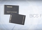 Toshiba has started shipping samples of its 64-Layer, 512Gb 3D flash memory and plans to begin shipping samples of its 1TB chip in April.
