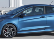 The Ford Fiesta ST 2018's general features have been revealed prior to official unveiling.