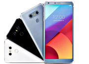 The LG G6 is a much more conservative design than its predecessor, taking the form of a sealed unit that drops the removable battery, replacing it with a larger-capacity power pack and waterproof shell.