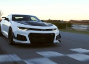 The previoous ZL1 was a beast then but the 2018 Chevrolet Camaro ZL1 1LE is a monster now.