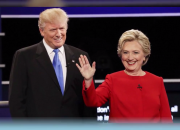Stopping dream-casting Donald Trump and Hillary Clinton. While American Horror Story Season 7 will tackle the 2016 presidential election, Ryan Murphy has now explained that the former presidentiables will not be featured on the show.