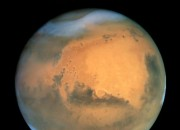 Astronomers are studying Mars as more space programs plan on sending people to it.  Mars evidence shows it is more like Earth geologically.