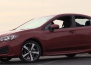 The 2017 Impreza is Subaru's gateway of reaching out to the millenial market.