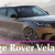 The chief design officer revealed the 2018 Range Rover Velar used faux leather for the new trim option. He also discussed why the model is the crown jewels of the model range.