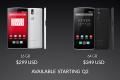 OnePlus One smartphone