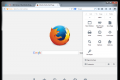 Firefox 29 menu on Windows