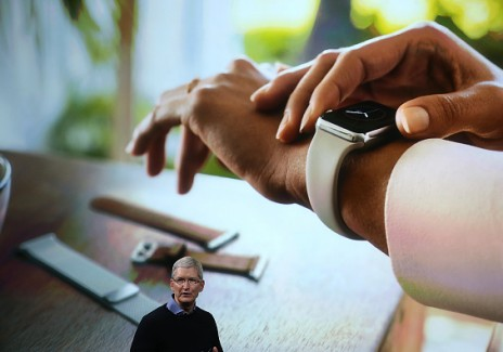 Apple Introduces New Products