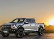 The 2017 Ford F-150 Raptor is considered a beast but the 2017 Ford F-150 VelociRaptor and its 650 horsepower is a monster.
