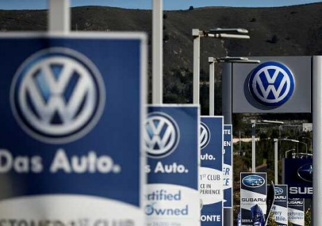 Volkswagen To Lay Off 30,000 Workers After Emissions Scandal