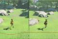 Nintendo Switch vs Wii U: Zelda Breath Of The Wild Direct Comparison