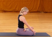 Depression is a state that many people can take years to get out of. Yoga classes can help against depression.