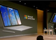 Microsoft launched a less expensive $2,999 Surface Book with 6th-gen Core i7 CPU, 16GB of RAM, and 1TB SSD but without a dedicated GPU.