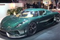 Koenigsegg Regera Is A Stunner In Green Carbon