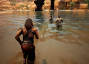 Conan Exiles on the Xbox One lacks one of the game's more controversial features.